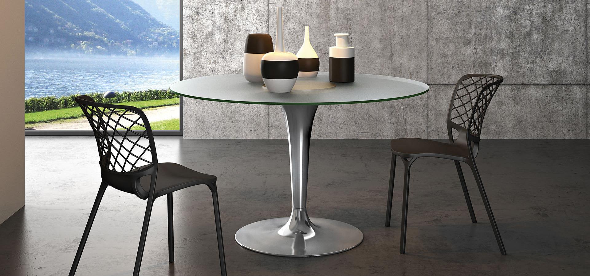 Mesas y sillas modernas d cocina huelva for Sillas modernas 2016