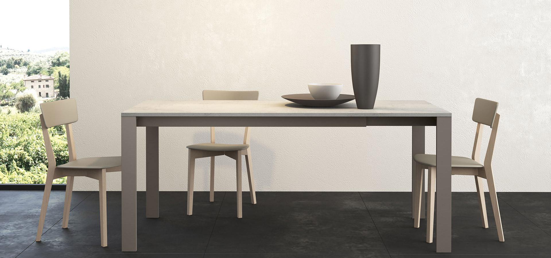 Mesas y sillas modernas d cocina huelva for Mesas y sillas modernas