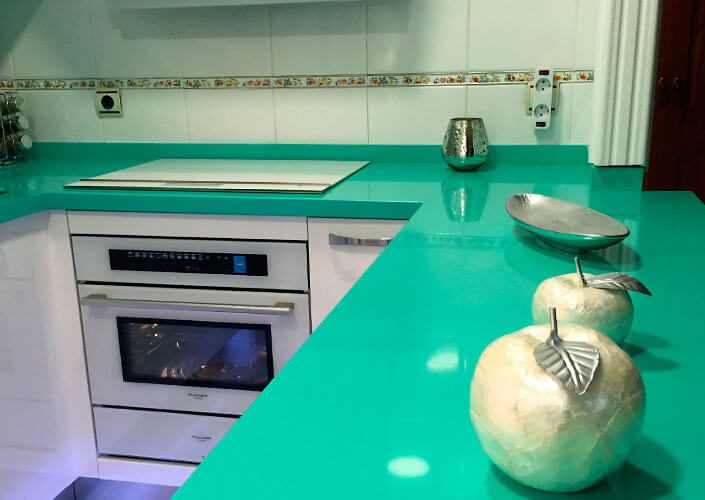 La cocina de Rafael y Mina