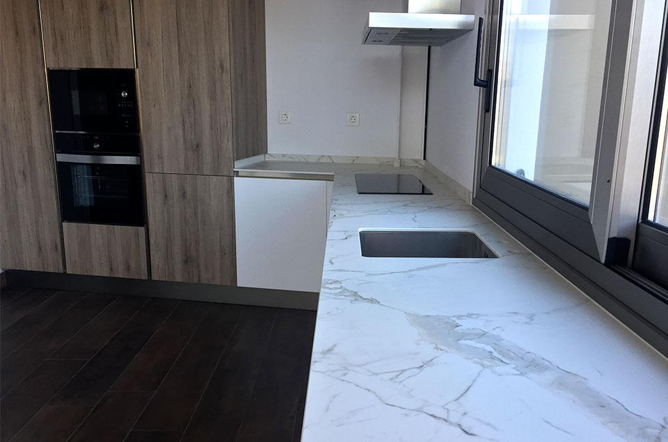 Materiales para los muebles de cocina - D´Cocina Huelva